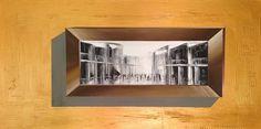 "Saatchi Online Artist Eka Peradze; Painting, ""Eka Peradze. 3D painting. Recently Sold"" #art"