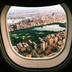 "nonelikerae: "" "" minusmanhattan: "" Hello New York. "" "" Take me. """