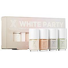 Formula X - White Party  #sephora