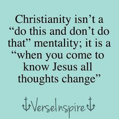 And if your life doesn't change and you seem the same to all your friends and family then you probably weren't saved, even though you said the words.  Being saved being Christian demands a changed life!