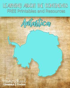 Are you working on learning the 7 Continents in your homeschool? Explore these Learning About the Continents FREE Printables and Resources: Antarctica. Teaching Geography, World Geography, Kindergarten Activities, Preschool Activities, Continents Activities, Enchanted Learning, Continents And Oceans, Magic School Bus, Teaching Social Studies
