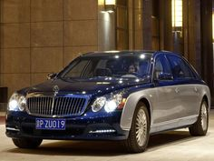 Mercedes S-Class Pullman to Cost 250,000 Euros