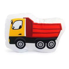 DOPRAVNÍ PROSTŘEDKY / nákladní auto / polštářek