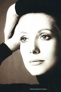 Catherine Deneuve (Catherine Fabienne Dorléac, 22 October 1943) ~French Actress, Film Producer, César Award Winner(François Truffaut's The Last Metro/1980-Régis Wargnier's Indochine/1992),  55th Venice International Film Festival Winner(Volpi Cup for Best Actress/ Place Vendôme/1998) #Note:Deneuve was her mother's maiden name, which she chose for her stage name, in order to differentiate herself from her elder sister who was also an actress( Françoise Dorléac/1942-1967).