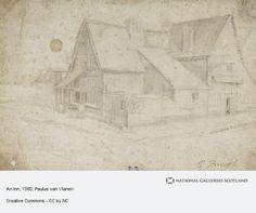 An Inn (Estimated earliest year: 1580)