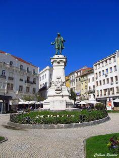 Largo da Portagem - Coimbra - Portugal