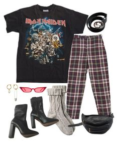 """""""Untitled #1017"""" by evalofra ❤ liked on Polyvore featuring Gucci, Fat Face, outfit and ootd"""