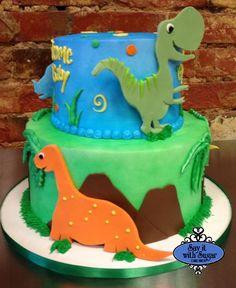 Dino cake                                                                                                                                                                                 Más
