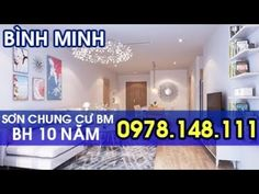 Sơn Phòng Chung Cư Đẹp, Tiết Kiệm =  Bình Minh O978148111