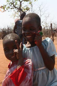 Travelling to love God's children - zimbabwe