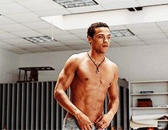 And Jesse Williams is just TOO much. | Can You Make It Through This Post Without Drooling?