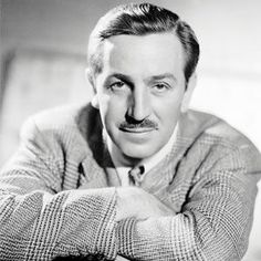 Walt Disney. The world would be a very sad place without his legacy of Fantasy!