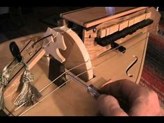 adjustable hurdy gurdy bridges - YouTube
