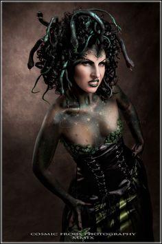 Medusa by ^Battledress on deviantART