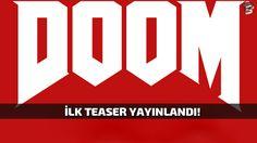 Doom 4'ün İlk Videosu Geldi !