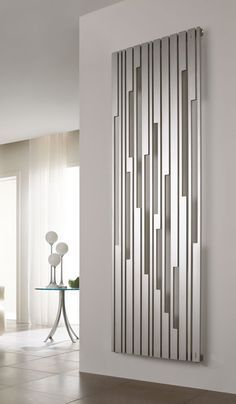 Radiators for bathroom, kitchen and living