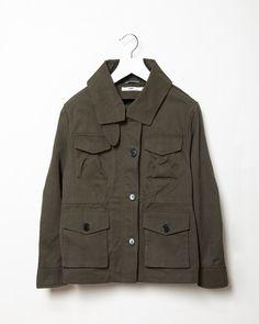 HOPE | Command Coat | Shop at La Garçonne