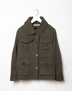 HOPE | Command Coat | Shop at La Garçonne