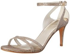 Stuart Weitzman Women's Speedy Dress Sandal, Platinum, 5.5 M US Stuart Weitzman http://www.amazon.com/dp/B00V1CQLDG/ref=cm_sw_r_pi_dp_d4AVvb0CJHVZF