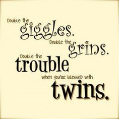 Twin Quotes Classy I Love My Twins Quotes  Old Word Art Site  Food  Pinterest  Twin