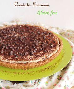 Crostata tiramisù #senzaglutine!  http://lacassataceliaca.blogspot.it/2015/07/crostata-tiramisu-senza-glutine.html?m=1