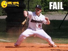 Epic Fail and Fail Pictures, Fail Videos, and User Submitted Anonymous Fail Stories Best Funny Photos, Funny Pictures, Top Funny, Hilarious, Sports Fails, Sports Baseball, Funny Baseball, Baseball Stuff, Basketball