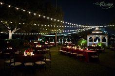 Outdoor Davis Island Garden Club Wedding