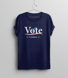 Vote Tshirt For Women Or Men Democrat Shirt Liberal Tee Your Matters Activist Voting Blue Wave 2019 Election T Birthday Shirts, 40th Birthday, Birthday Sayings, Birthday Images, Birthday Greetings, Happy Birthday, Toddler Size Chart, Valentines Day Shirts, Womens Size Chart
