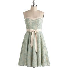 A Chance to Dance Dress in Mint (€88) ❤ liked on Polyvore featuring dresses, vestidos, short dresses, robe, mint short dress, lace mini dress, green mini dress and lace dress