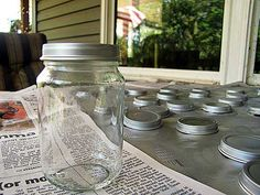 What to do with baby food jars