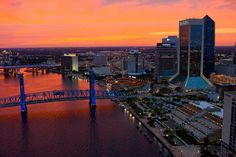 Jacksonville Florida -- For Dave N Busters and the beach!