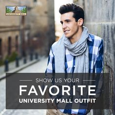 Reminder about the BACK-TO-SCHOOL giveaway! Contest directions below: Winner picked tomorrow! 1. Send us a pic of your favorite Univeristy Mall outfit 2. Tag the store it is found at 3. #shopuniversitymall