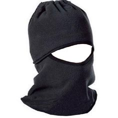 Navy Blue Winter Visor Beanie Balaclava Black Dark Gray Cold Weather Ski Mask