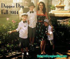 Fall 2014 Dapper Day at the Disneyland Resort through the eyes of a family - Babes in Disneyland Dapper Day Disneyland, Disneyland Trip, Disneyland Resort, Lens, Fall, Autumn, Fall Season, Klance, Lentils