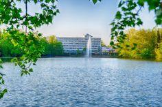 €132,96 Neben einem See im Kölner Stadtwald heißt Sie dieses 4-Sterne-Hotel willkommen.