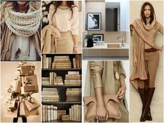 beige for delicate summer