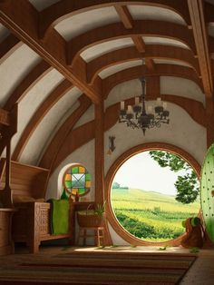 How cute would this be for like an attic or basement, or something like that!?