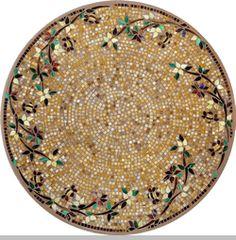 Honey Bee Mosaic - KNF Designs