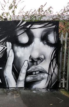 Rmer - Street Artist - I'm not sure why but I identify with the look of this subject