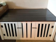 Double dog coffee table crate | Do It Yourself Home Projects from Ana White