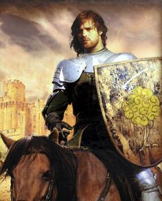 """Russian Edition Cover Art for """"A Knight of the Seven Kingdoms, Being the Adventures of Ser Duncan the Tall, and His Squire, Egg."""""""