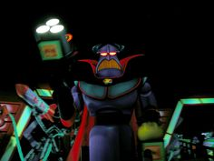 Z is for Zurg