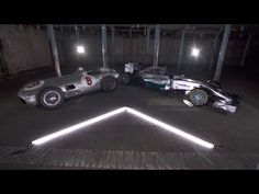 Road to 2015 - Episode 1 (FULL VERSION) - The History of the Silver Arrows - YouTube