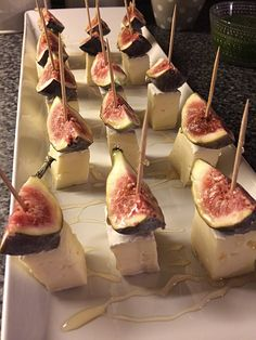 Prinsesse Elin-Camembert and figs