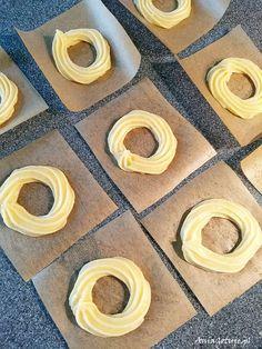 oponki-wiedenskie-2 Cap Cake, Onion Rings, Pie, Sweets, Cookies, Ethnic Recipes, Food, Torte, Crack Crackers