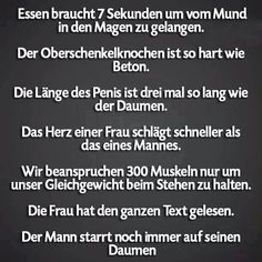 Humor Discover Short Funny Quotes Immortal gems of wit and wisdom for you! Short Funny Quotes German Quotes Wit And Wisdom Just Smile Man Humor True Words Laugh Out Loud Funny Jokes Haha Funny Facts, Funny Jokes, Hilarious Stuff, Short Funny Quotes, Wit And Wisdom, Just Smile, Laughing So Hard, Man Humor, True Words