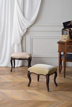 この商品の説明画像9 Ottoman, Chair, Antiques, Furniture, Home Decor, Antiquities, Antique, Decoration Home, Room Decor