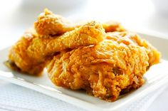 Crispy Fried Chicken Recipe- techniques to get the crispy skin we all love