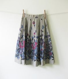 A very nice skirt. Too bad it's not my size.