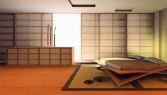 Shoji sliding doors japan design cinius